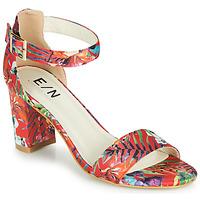 Shoes Women Sandals Elue par nous JOUAL Red