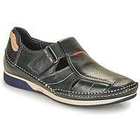Shoes Men Sandals Fluchos TORNADO Marine