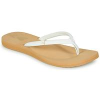 Shoes Women Flip flops Reef REEF SEAS White