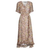 Clothing Women Short Dresses Freeman T.Porter ROLINE GARDEN Multicolour