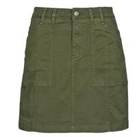 Clothing Women Skirts Freeman T.Porter JELISSA CAPY Olive / Night
