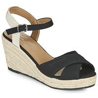 Shoes Women Sandals Tom Tailor NOUMI Black