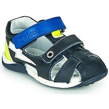 Shoes Boy Sandals Chicco GALILEO Marine