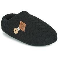 Shoes Women Slippers Dockers by Gerli 39HO302-100 Black