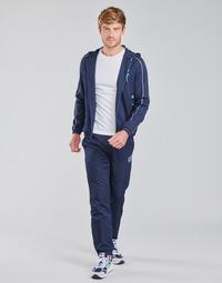 Clothing Men Tracksuits Emporio Armani EA7 3KPV02-PNP5Z-1554 Marine