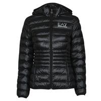 Clothing Women Duffel coats Emporio Armani EA7 8NTB23-TN12Z-1200 Black