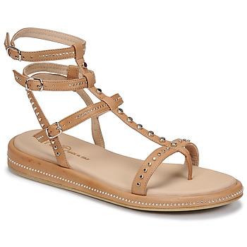 Shoes Women Sandals Fru.it 6782-100-CASTORO Beige