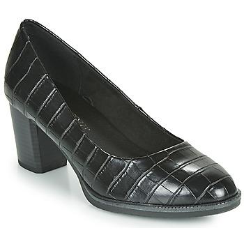 Shoes Women Heels Marco Tozzi 2-22429-35-006 Black
