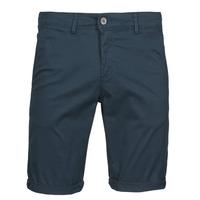 Clothing Men Shorts / Bermudas Teddy Smith SHORT CHINO Marine