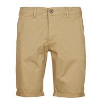 Clothing Men Shorts / Bermudas Teddy Smith SHORT CHINO Beige