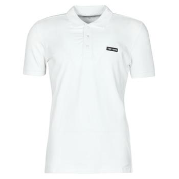 Clothing Men Short-sleeved polo shirts Teddy Smith P-NARK White