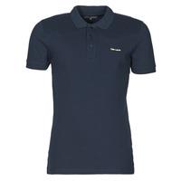 Clothing Men Short-sleeved polo shirts Teddy Smith P-NARK Marine