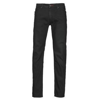 Clothing Men Slim jeans Teddy Smith REEPLE ROCK Black