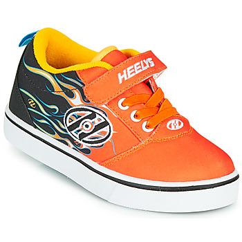 Shoes Boy Wheeled shoes Heelys PRO 20 X2 Black / Orange