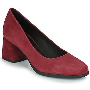 Shoes Women Heels Geox D CALINDA MID Bordeaux
