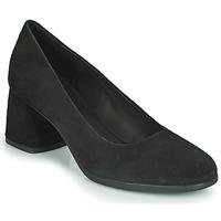 Shoes Women Heels Geox D CALINDA MID Black