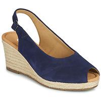 Shoes Women Sandals Gabor 6658036 Marine