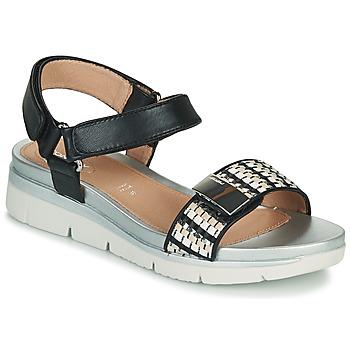 Shoes Women Sandals Stonefly ELODY 11 Black