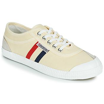 Shoes Women Low top trainers Kawasaki RETRO Beige