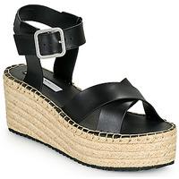 Shoes Women Sandals Pepe jeans WITNEY ELLA Black