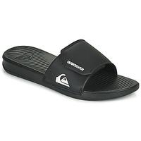 Shoes Men Sliders Quiksilver BRIGHT COAST Black