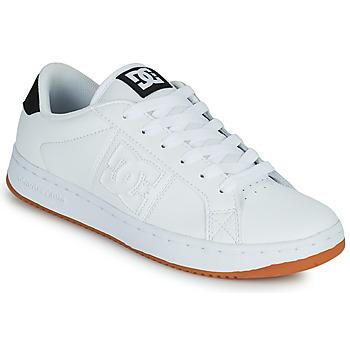 Shoes Men Low top trainers DC Shoes STRIKER White / Black