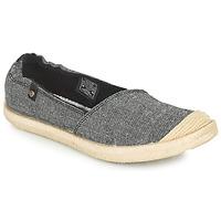 Shoes Women Espadrilles Roxy CORDOBA Grey / Dark