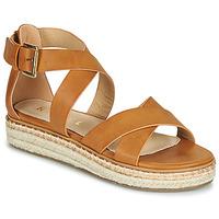 Shoes Women Sandals Ravel EMMY Camel