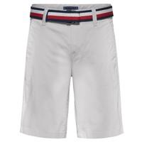 Clothing Boy Shorts / Bermudas Tommy Hilfiger FORTA White
