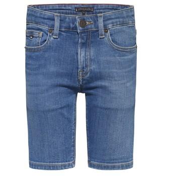 Clothing Boy Shorts / Bermudas Tommy Hilfiger KAHUI Blue
