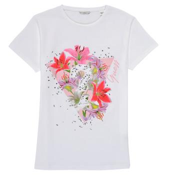 Clothing Girl Short-sleeved t-shirts Guess J1RI24-K6YW1-TWHT White