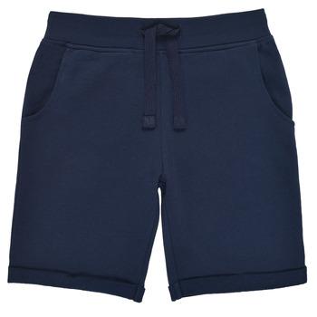 Clothing Boy Shorts / Bermudas Guess N93Q18-K5WK0-C765 Marine