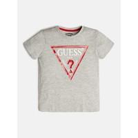 Clothing Boy Short-sleeved t-shirts Guess L73I55-K5M20-M90 Grey