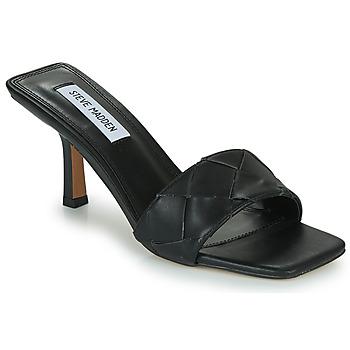 Shoes Women Sandals Steve Madden FRENZY Black