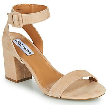 Shoes Women Sandals Steve Madden MALIA Beige