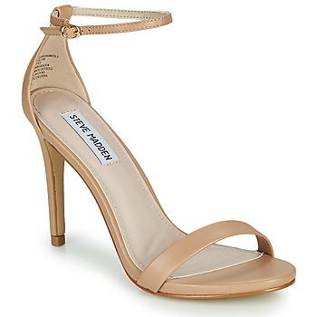 Shoes Women Heels Steve Madden STECY Beige