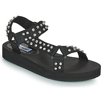 Shoes Women Sandals Steve Madden HENLEY-R Black
