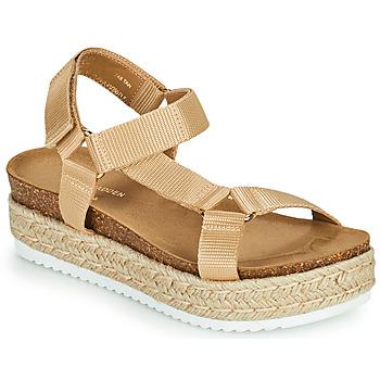 Shoes Women Sandals Steve Madden KODIAK Brown