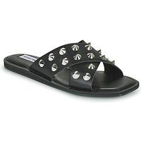 Shoes Women Sliders Steve Madden SPIKEY Black