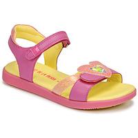 Shoes Girl Sandals Agatha Ruiz de la Prada AITANA Pink