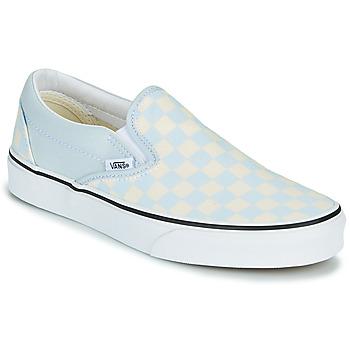 Shoes Slip-ons Vans CLASSIC SLIP ON Blue