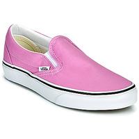 Shoes Women Slip-ons Vans CLASSIC SLIP ON Lilac