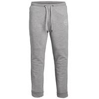 Clothing Boy Tracksuit bottoms Jack & Jones JJIGORDON JJSHARK SWEAT PANT Grey