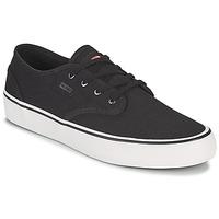 Shoes Men Low top trainers Globe MOTLEY II Black / White