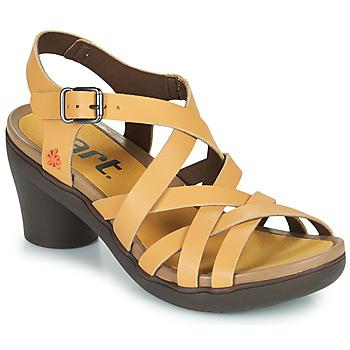 Shoes Women Sandals Art ALFAMA Beige