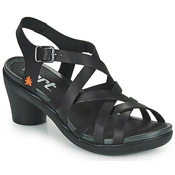 Shoes Women Sandals Art ALFAMA Black