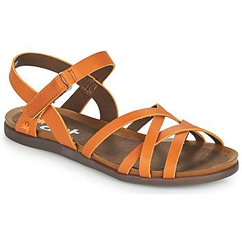 Shoes Women Sandals Art LARISSA Brown