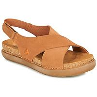 Shoes Women Sandals Art RHODES Brown