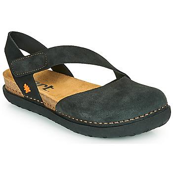 Shoes Women Flat shoes Art RHODES Black