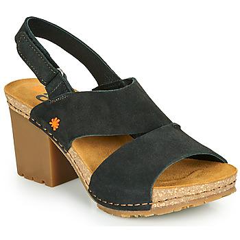 Shoes Women Sandals Art SOHO Black